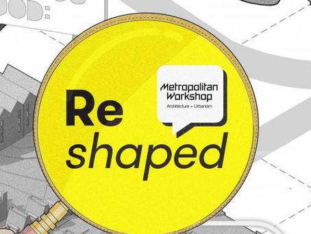 PODCAST: Richard Meier, Stories co-founder speaking on MetWork's Reshaped series.