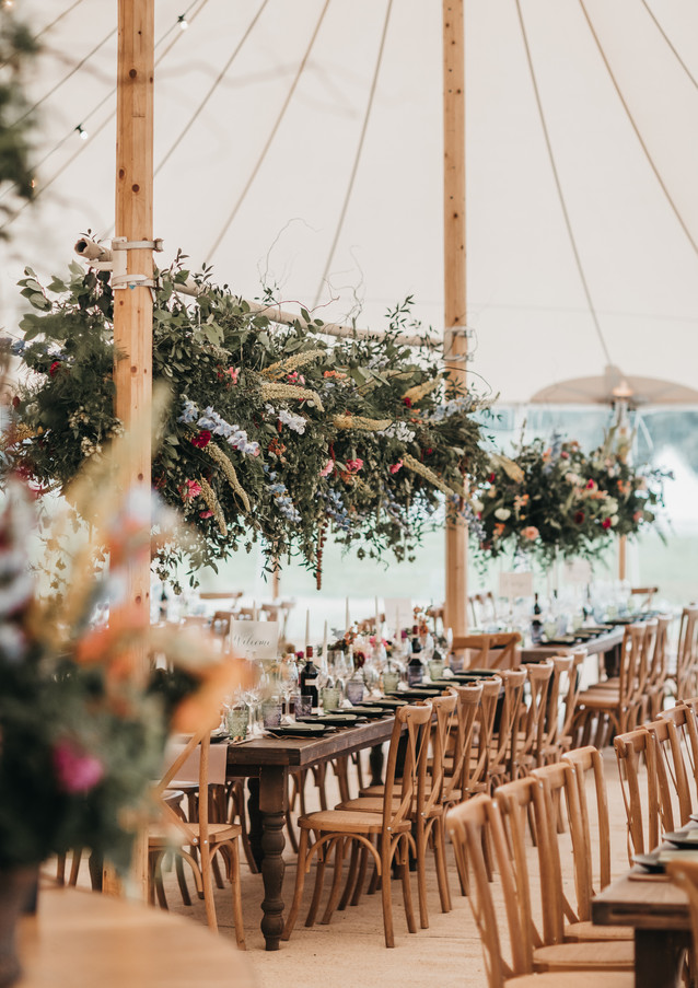 SAGE & CO - L&L marquee wedding