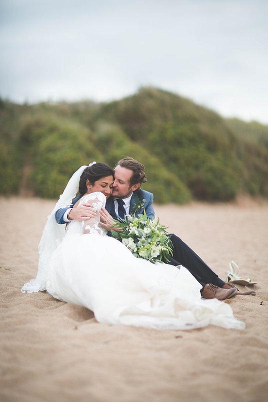 Sage & co floral design wedding bridal bouquet