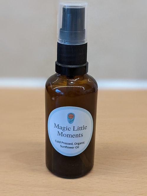 Baby Massage Oil  (optional for Blissful Baby)