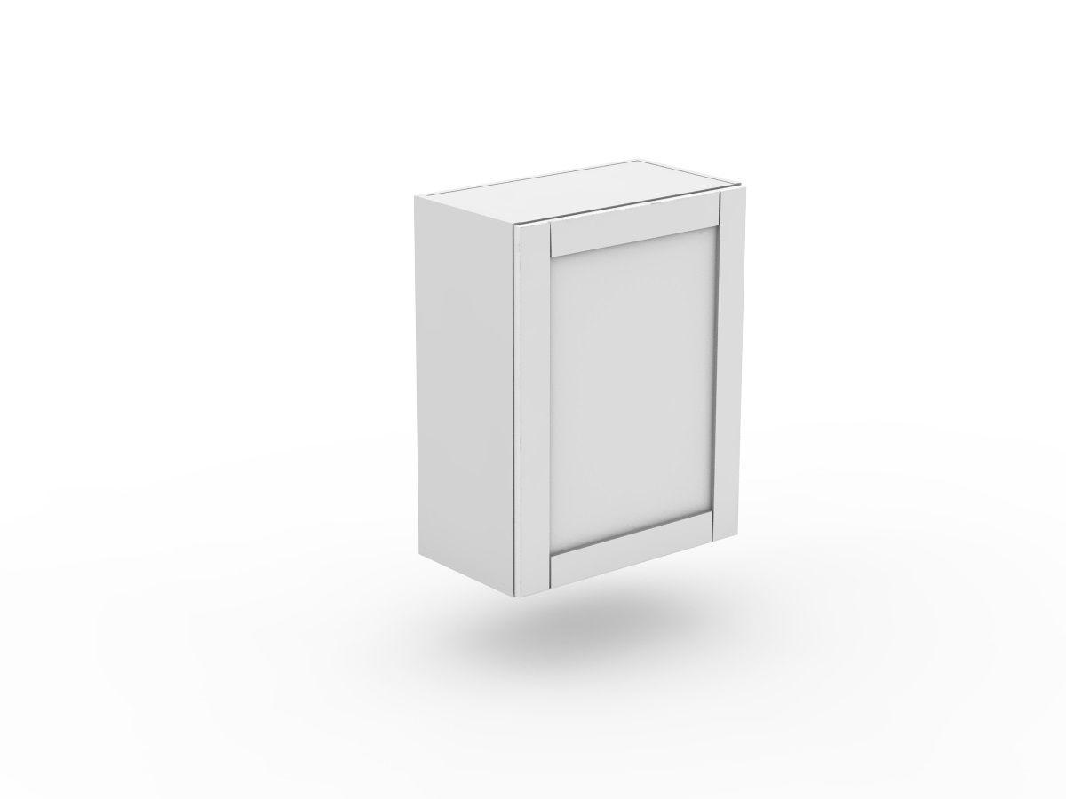 HAMPTION - 1 FLIP UP DOOR - GAS LIFT (W400LU-1)