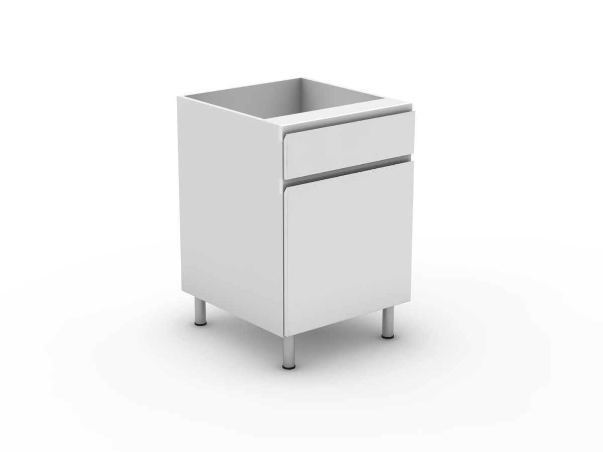 SHADOWLINE - 1 DRAWER + 1 DOOR (B300-11MB)