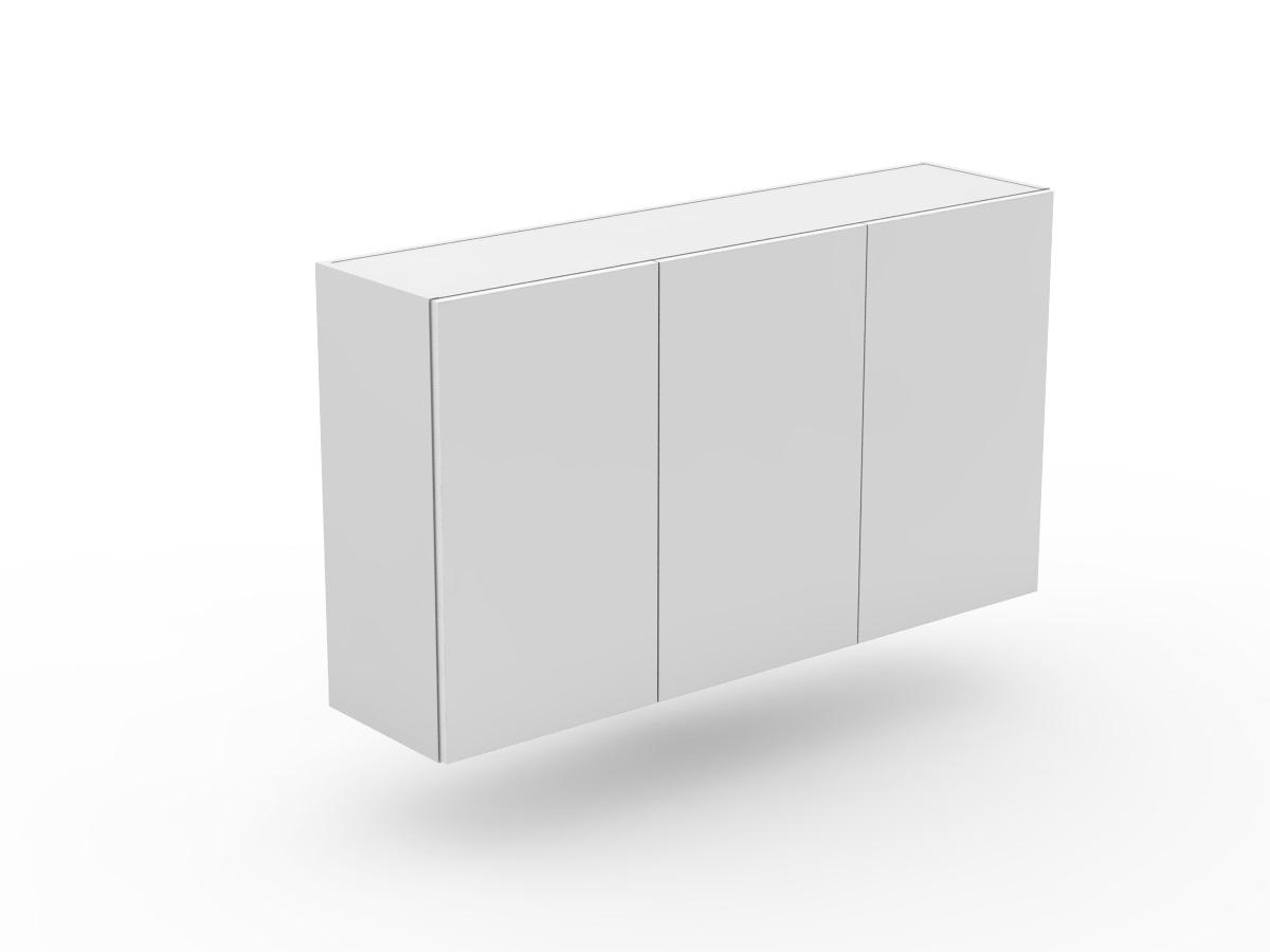 3 door top cabinet