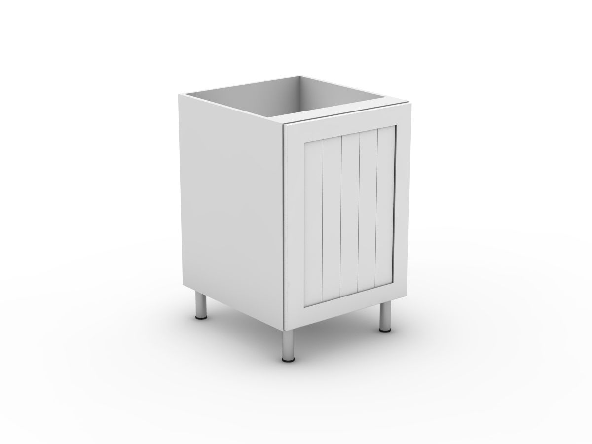 PROVINCIAL - 1 DOOR BASE CABINET - (B1)