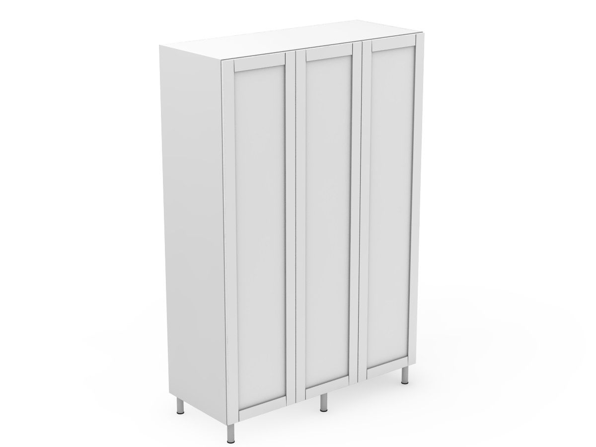HAMPTION - 3 DOOR PANTRY (P600-3)