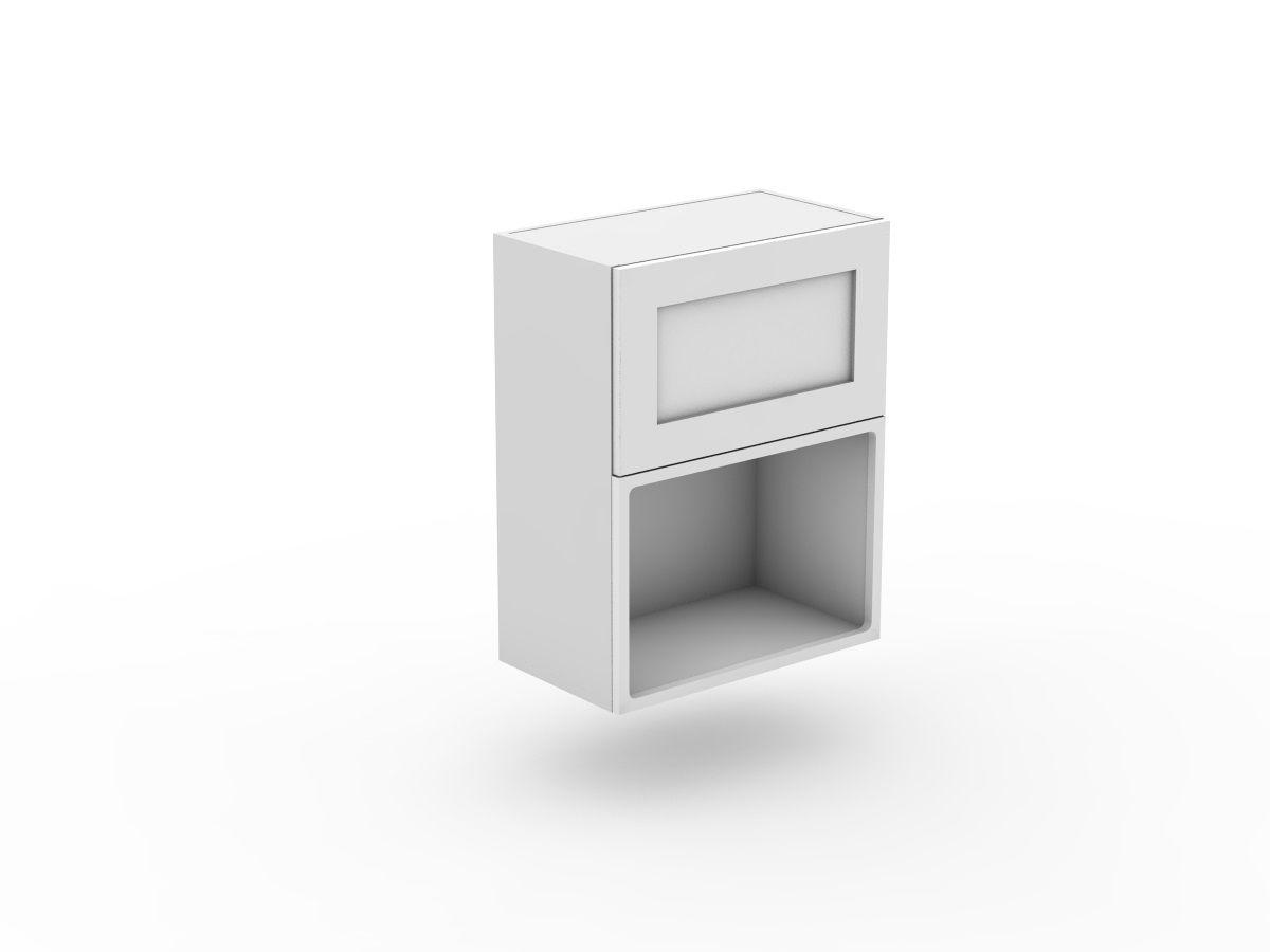 SHAKER - MICROWAVE CABINET WITH 1 DOOR (WMW-1)