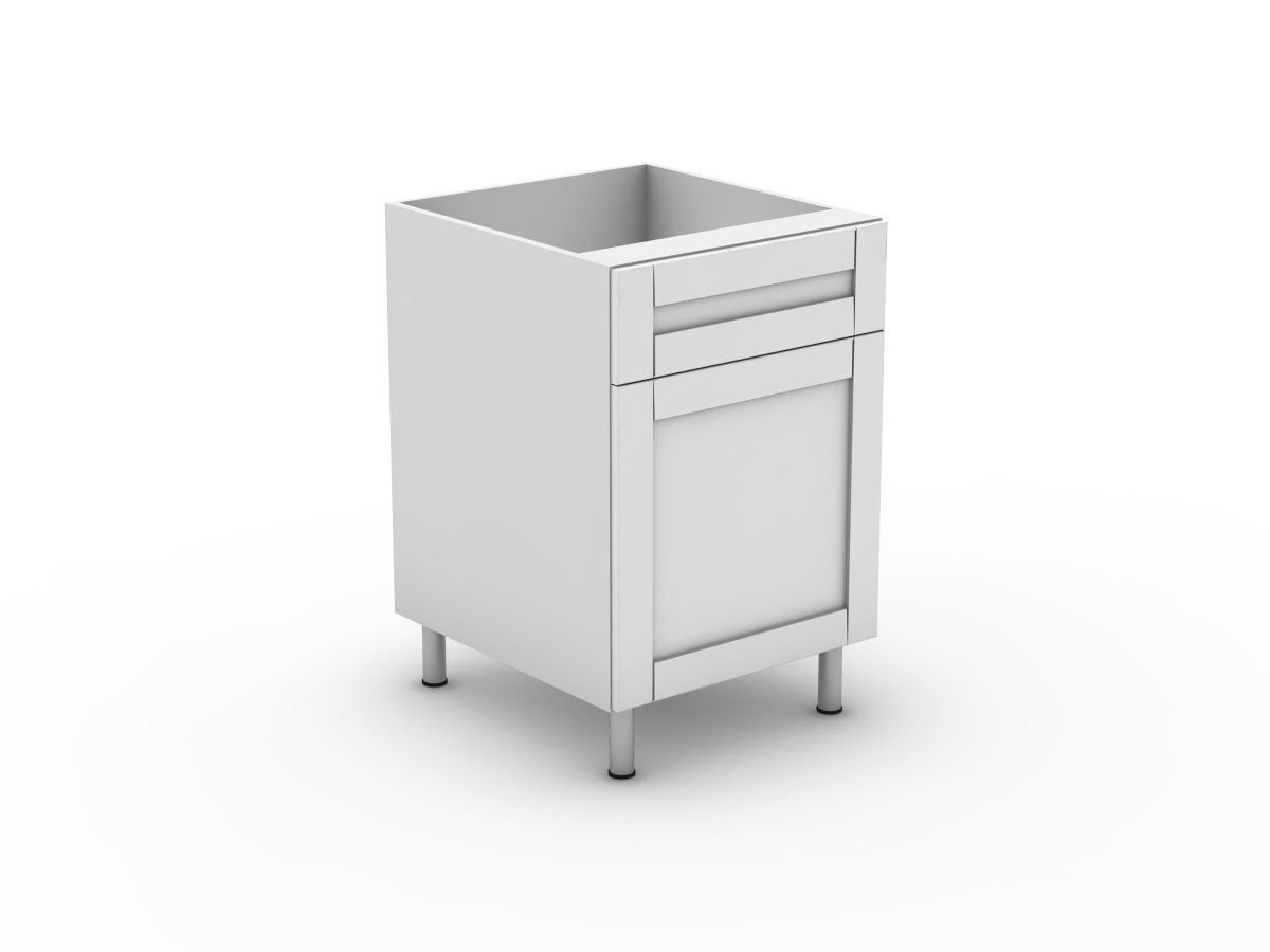 HAMPTION - 1 DRAWER + 1 DOOR (B300-11MB)