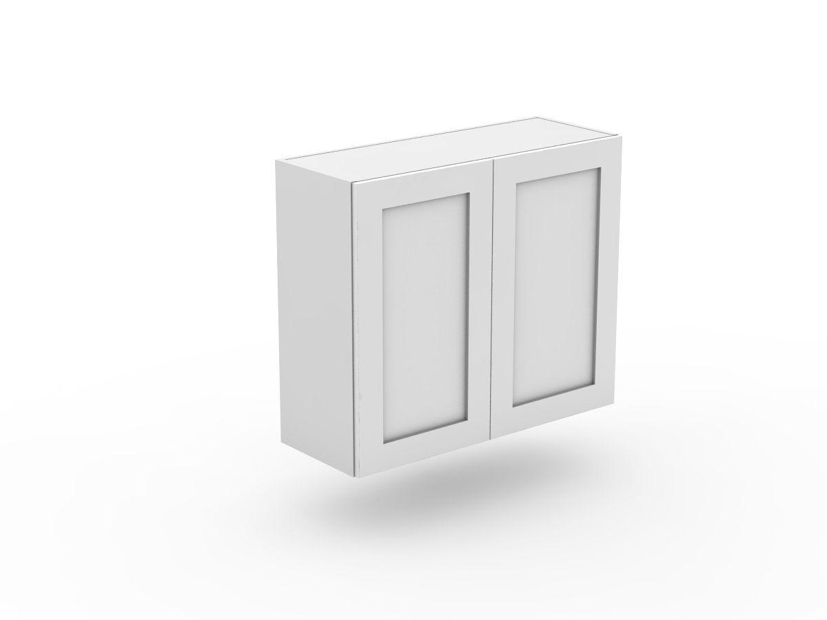 SHAKER - 2 DOOR TOP CABINET (W400-2)