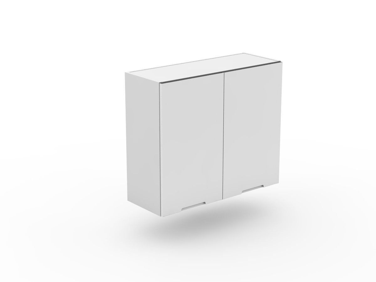 INTEGRATED HANDLE - 2 DOOR TOP CABINET (W400-2)