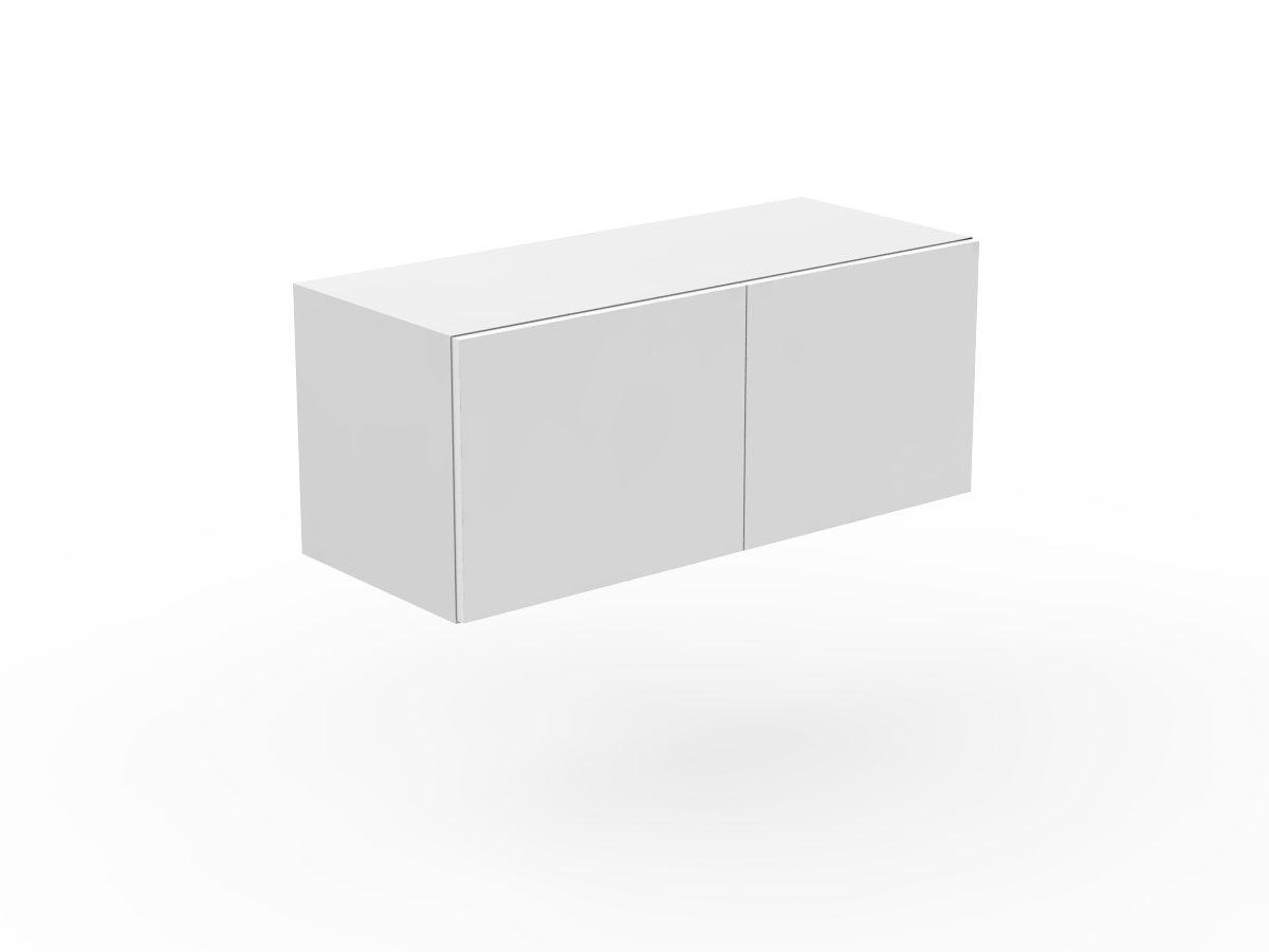 POLY DOORS - FRIDGE CABINET - 2 DOORS (WF600-2)