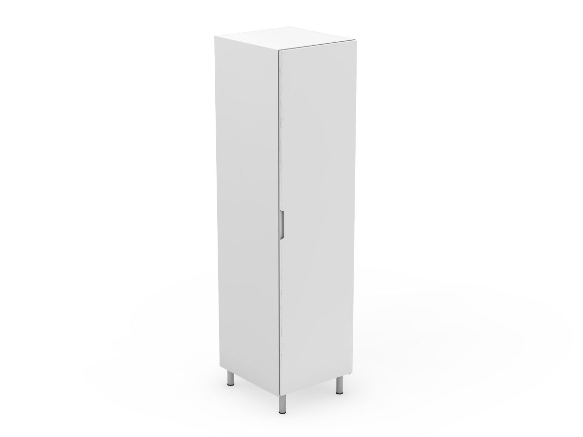 INTEGRATED HANDLE - 1 DOOR PANTRY (P150-1)