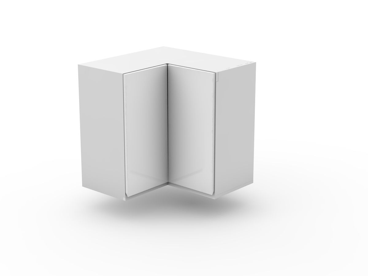 SHADOWLINE - TOP CORNER CABINET - BI FOLD (WC600-BF)