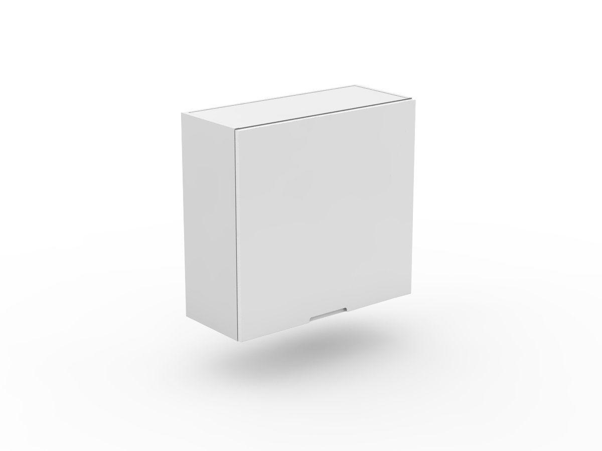 INTEGRATED HANDLE - 1 FLIP UP DOOR - GAS LIFT (W400LU-1)