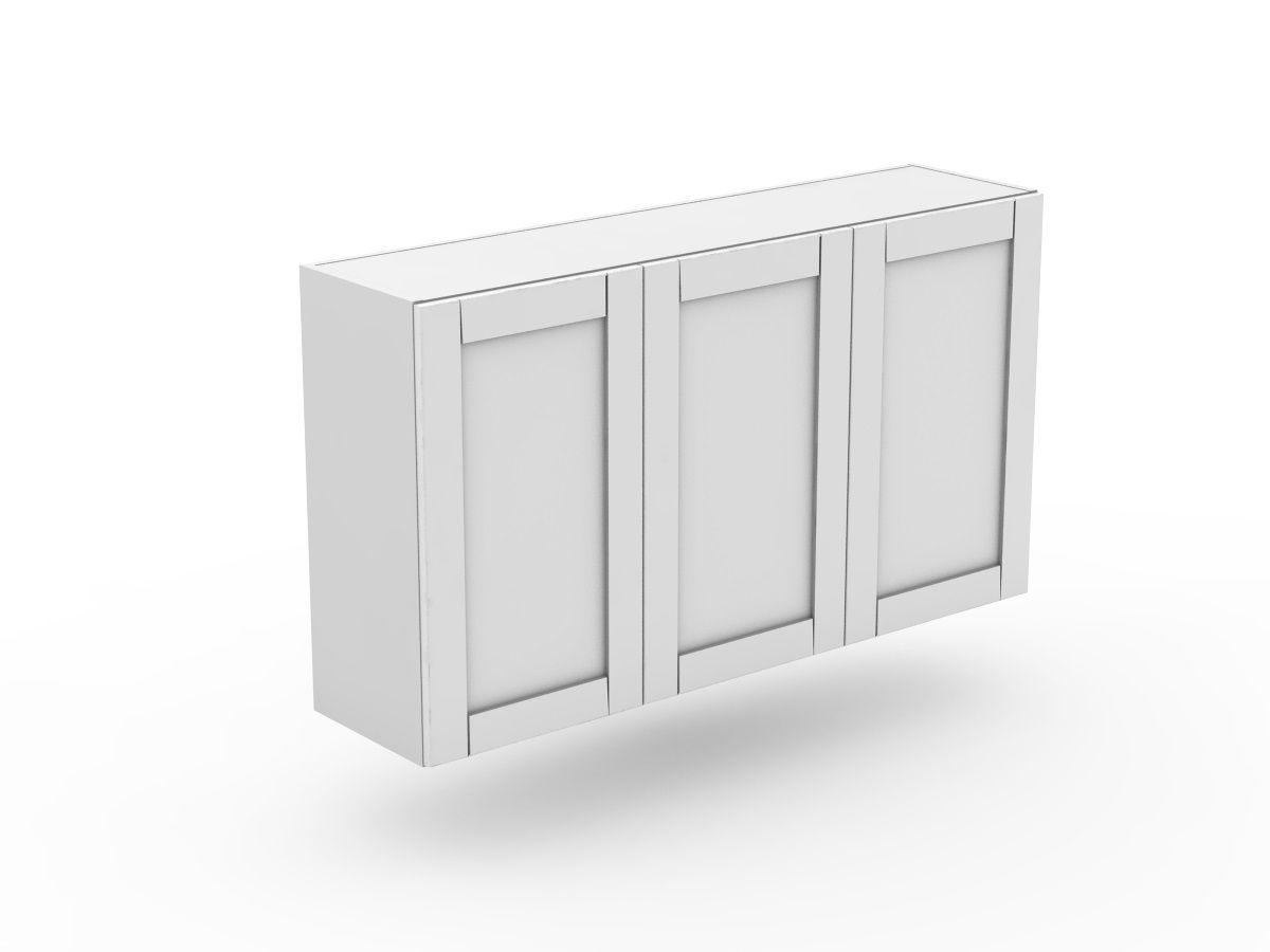 HAMPTION - 3 DOOR TOP CABINET (W800-3)