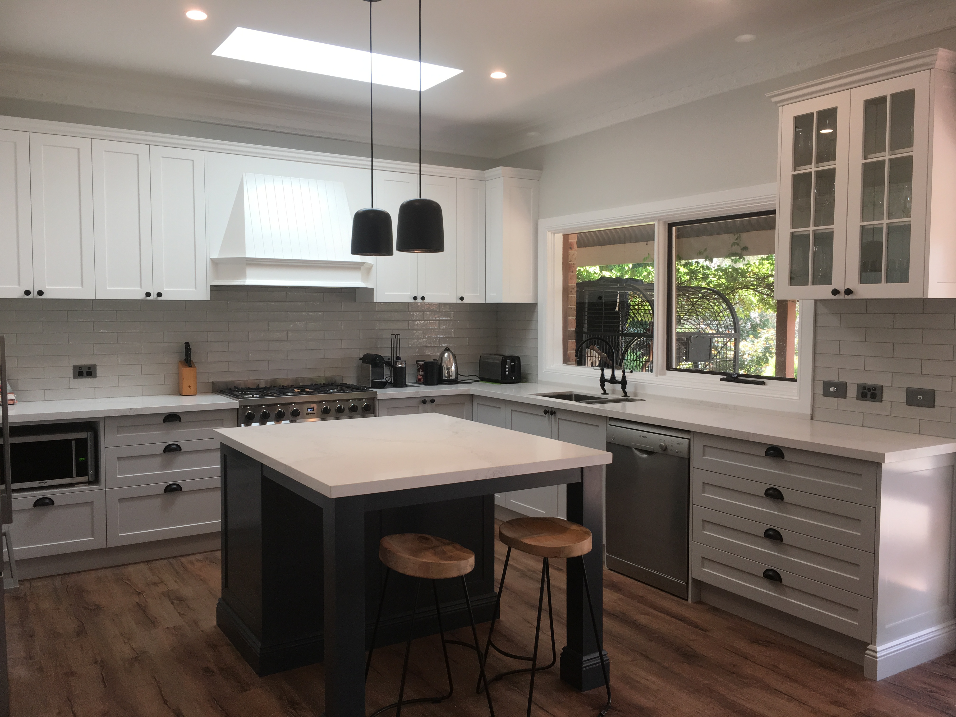 SHAKER KITCHENS | DIY Kitchens | Custom Made In Australia
