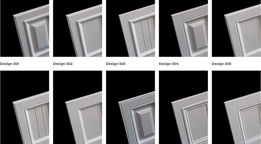 Series 5 - Router MDf doors