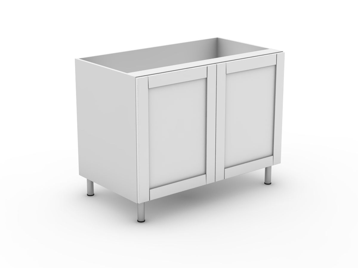 HAMPTION - 2 DOOR BASE CABINET (B2)