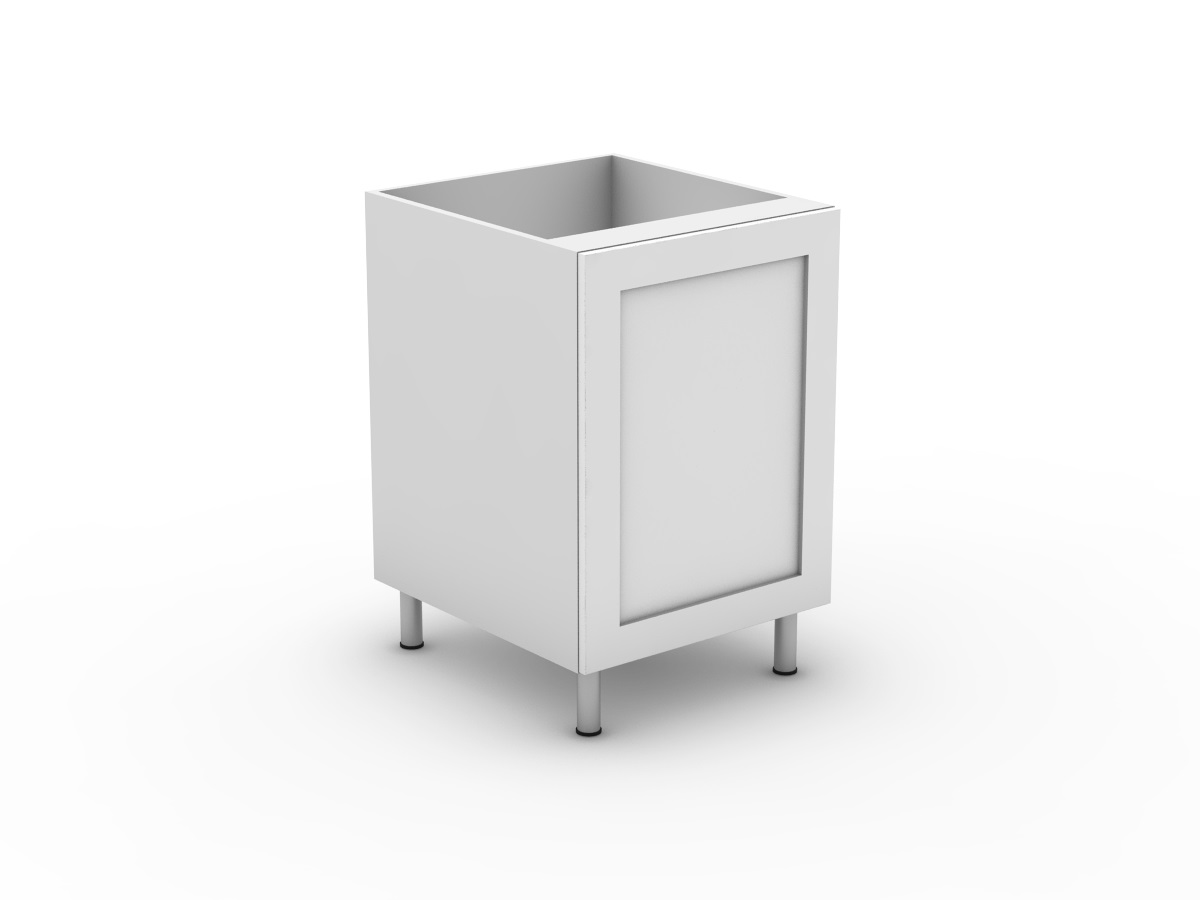 1 Door Base Cabinet - Shaker