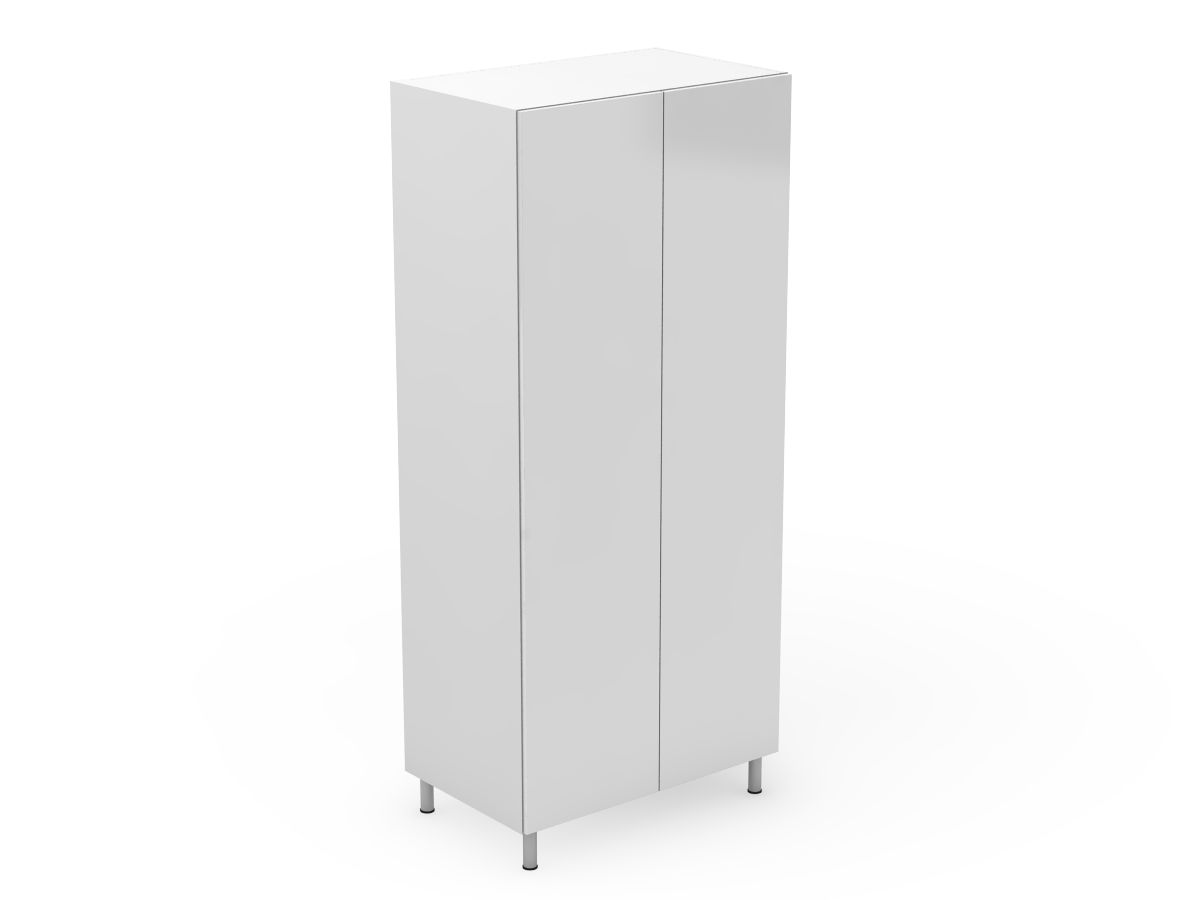 POLY DOORS -2 DOOR PANTRY (P400-2)