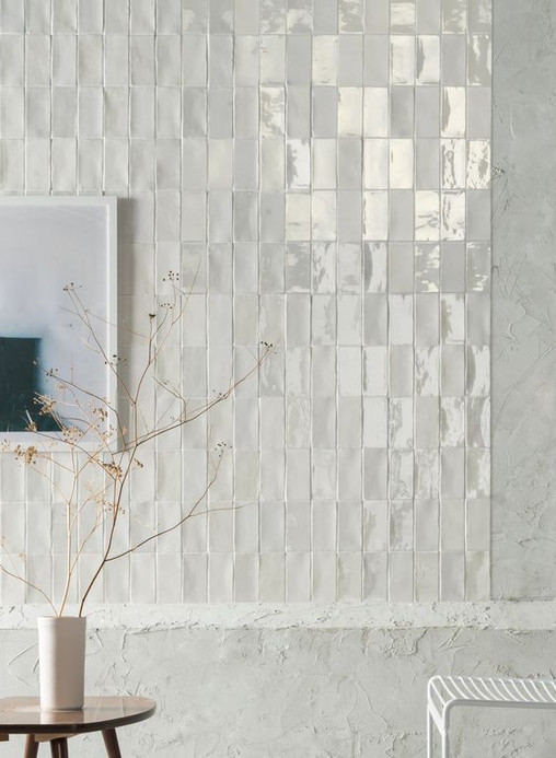 Hops, ceramic walltile