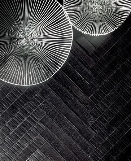Fishbone, ceramic floortiles
