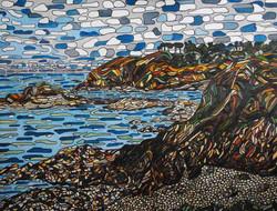 La côte près de Saint-Quay