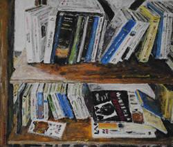 L'étagère, étude