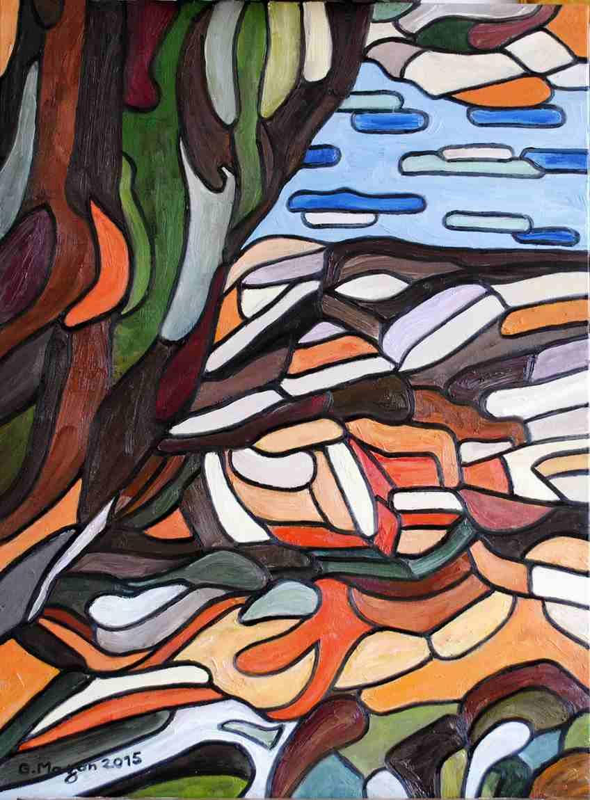 Morceaux de paysage 1
