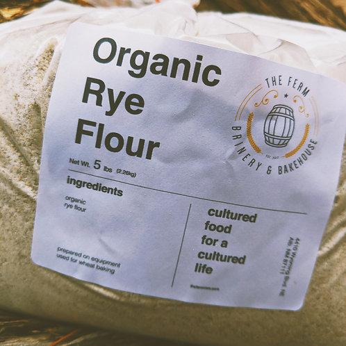 Rye Flour - 5lb