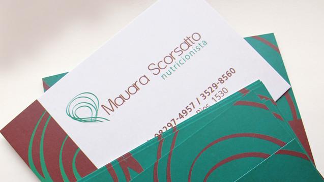 Dra Mauara Scorsatto - Nutricionista