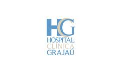Logomarca para Hospital Clínica Grajaú.