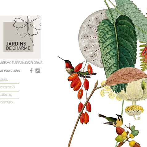 Home - Site Jardins de Charme