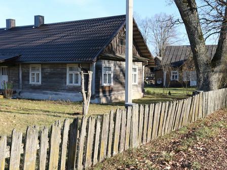 Musteikos kaime įvyko informacinis renginys apie kaimo architektūros išsaugojimą