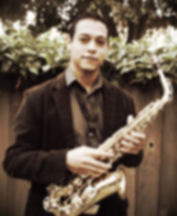 Moises Osorio Pianist and Saxophonist San Francisco Bay Area