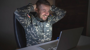 Support Troops With A Tribute Video Greeting