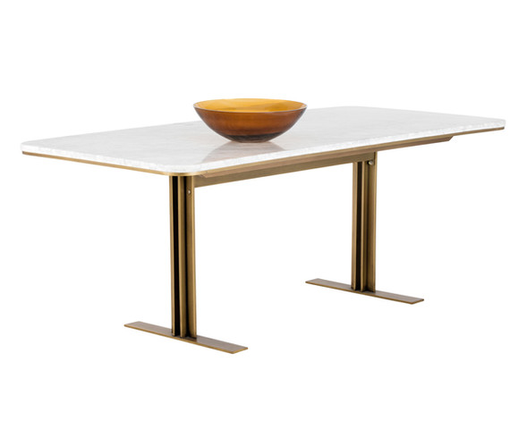 AMBROSIA DINING TABLE - 79""