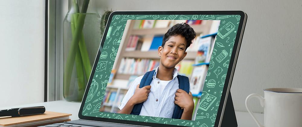 A vidday video gift for teacher appreciation week