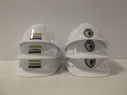 Hardhat decals