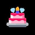 Birthday group video gift by Vidday