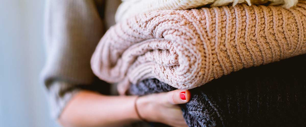donate anything that you can, including sweaters, pants, shirts, linens, help the homeless.