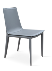 tiffany Chair- grey bonded letaher (3).p