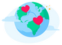 Bring friends and family from around the world together in a video montage as a gift for a loved one.