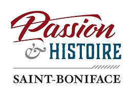Passion & History logo | Gabrielle Roy