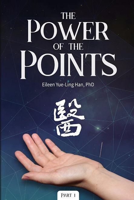 The Power of the Points Book by Eileen Yue-Ling Han, PhD
