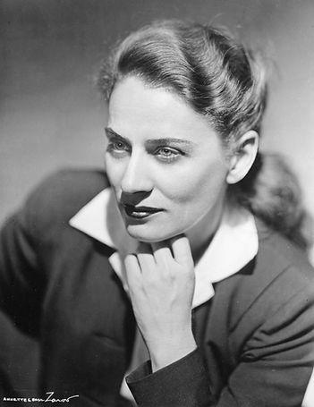 Portrait of Gabrielle Roy