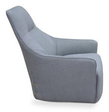 Scarlett Arm Chair - Stone Brick Wool
