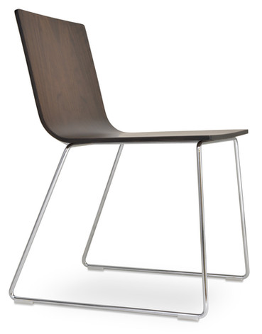 CORONA DINING HANDLE BACK - WIRE CHAIR