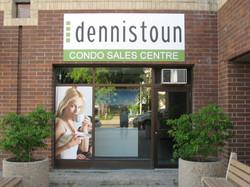 Sales Centre Branding