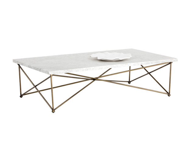 SKYY COFFEE TABLE-RECTANGULAR