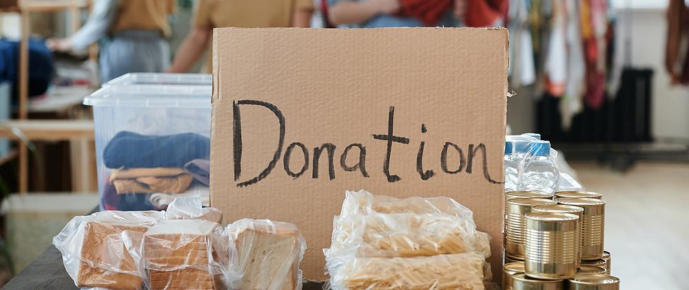 charity donation for teacher appreciation week